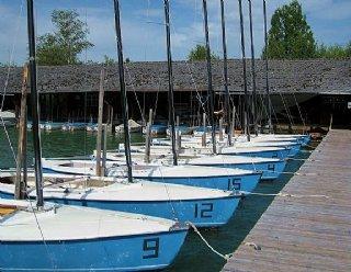 Besuchen Sie die Segel-Wochenkurse bei Steiner Nautic – professionelle Segelboote und erfahrene SegellehrerInnen warten auf Sie! © Steiner Nautic