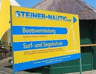 Steiner Nautic – ein offizielles Mitglied der Wassersportschulen Österreichs © Steiner Nautic
