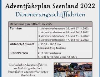 """Ein herrlicher Ausflug auf der """"Seenland"""" rundet Ihren Urlaub, Firmenausflug oder Ihre Geburtstagsfeier ideal ab! © Steiner Nautic"""