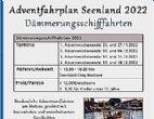 """Die """"Seenland""""-Schifffahrt auf den Trumer Seen"""