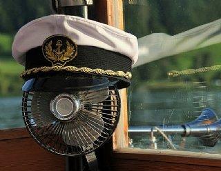 Schifffahrt auf den Trumer-Seen © Steiner Nautic