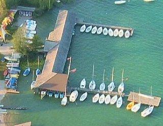 Unternehmen Sie ausgedehnte Bootstouren am Mattsee und Obertrumer See mit den ausgesuchten Booten von Steiner Nautic © Steiner Nautic