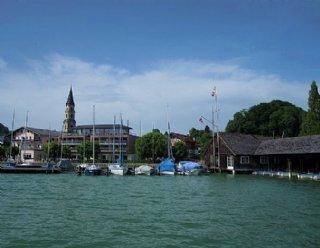 Genießen Sie doch von einem Boot aus die herrliche Landschaft rund um den Mattsee © Steiner Nautic