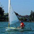 Impressionen aus der Surf- und Segelschule Mattsee