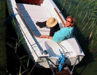 STEINER Lisa 550 - ideal für schöne Stunden am See © Steiner Nautic