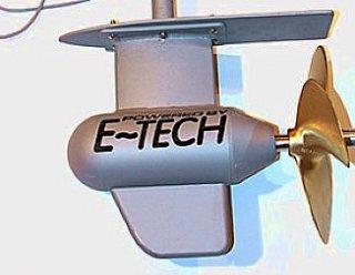 E-Tech 2-POD Motor © E-Tech