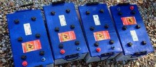 Batterien, Motoren, Ladegeräte und anderes Zubehör - bei Steiner Nautic erhältlich! © Steiner Nautic