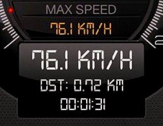 Höchstgeschwindigkeit der Steiner Lightsteam High Voltage: über 70 km/h ! © Steiner Nautic