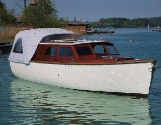 Das ideale Hausboot: Die STEINER Elena 900 hybrid © Steiner Nautic
