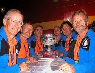 1000 Meilen Race 2003 - so sehen Sieger aus! © Mathias Schlager