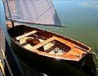 Der STEINER Lateiner: ein traditionelles Segelboot