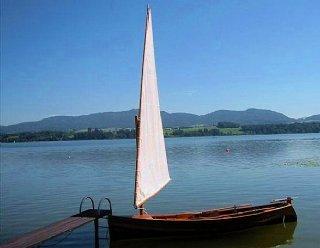 Lateiner von Steiner Nautic - das Boot mit Tradition seit 1898 © Steiner Nautic