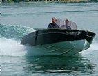 Das Motorboot STEINER Lightstream 6.2 Fuel Power