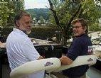 Das Team der Bootswerft Steiner Nautic