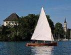 Gössl Lateiner Regatta - segeln wie damals