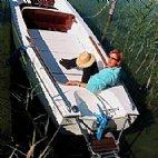 Elektroboot STEINER Lisa 550 - für schöne Stunden am See