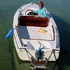 Lisa 550 von Steiner Nautic - mit großzügiger Liegefläche © Steiner Nautic