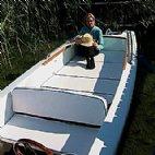 Steiner Lisa 550 - schönes Boot für ruhige Stunden am See © Steiner Nautic
