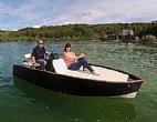 Das Elektroboot STEINER Ultraleichtgleiter 4.2