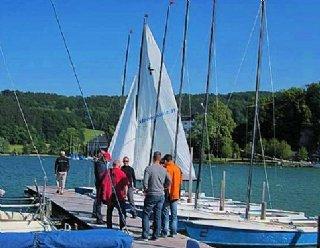 Segelkurse bei Steiner Nautic werden auf gut gewarteten Segelbooten durchgeführt und geleitet von hervorragend ausgebildeten Segel-InstruktorInnen © Steiner Nautic