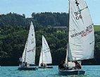 Segel- und Windsurfkurse ab Montag, 20. Juli
