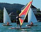 Segel- und Windsurfkurse ab Montag, 27. Juli