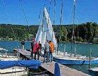 Segel- und Windsurfkurse ab Samstag, 19. September