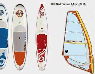 SUP Boards von BIC © BIC