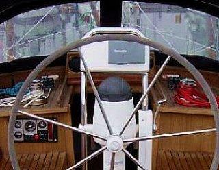 Kombinieren Sie Theorie und Praxis der Hochsee-Segelkurse im Fahrtbereich 1 auf einem 3-tägigen Übungstörn © Steiner Nautic