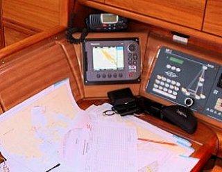 In vielen Ländern (u.a. Österreich) und auf vielen Segel- und Motorbooten sind UKW-Seesprechfunkanlagen vorgeschrieben. © Steiner Nautic & Grässl