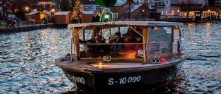 Dämmerungsschifffahrten im Advent