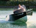 Die Yachtrevue bestätigt: STEINER Lightstream seit 2014 das schnellste Elektroboot Österreichs!