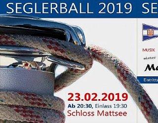 Seglerball 2019 © UYC Mattsee