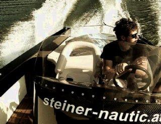 Die Steiner Lightstream 6.2 eignet sich ideal für den Wasserskibetrieb © Steiner Nautic