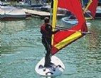 Segel- und Windsurfkurse ab Samstag, 07. August 2021