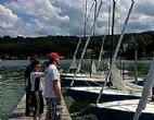 Segel- und Windsurfkurse ab Samstag, 18. September 2021